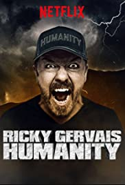 Pelicula Ricky Gervais: Humanity  Online