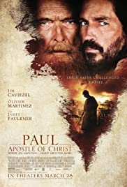 Pelicula Paul, Apostle of Christ  Online