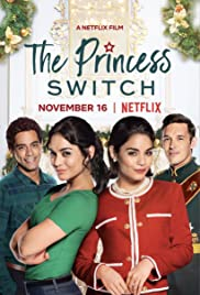 Pelicula The Princess Switch  Online
