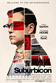 Pelicula Suburbicon: Welcome to Suburbicon  Online