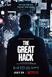 The Great Hack - L'affaire Cambridge Analytica