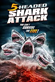 Pelicula 5-Headed Shark Attack  Online