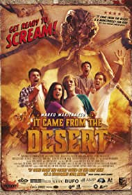Pelicula It Came from the Desert  Online