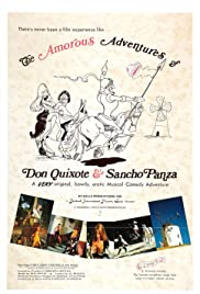 Pelicula The Amorous Adventures of Don Quixote and Sancho Panza  Online
