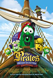 Pelicula The Pirates Who Don't Do Anything: A VeggieTales Movie  Online